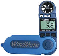 Weatherhawk WM-200 WindMate Anemometer with Wind Direction by Anemometers