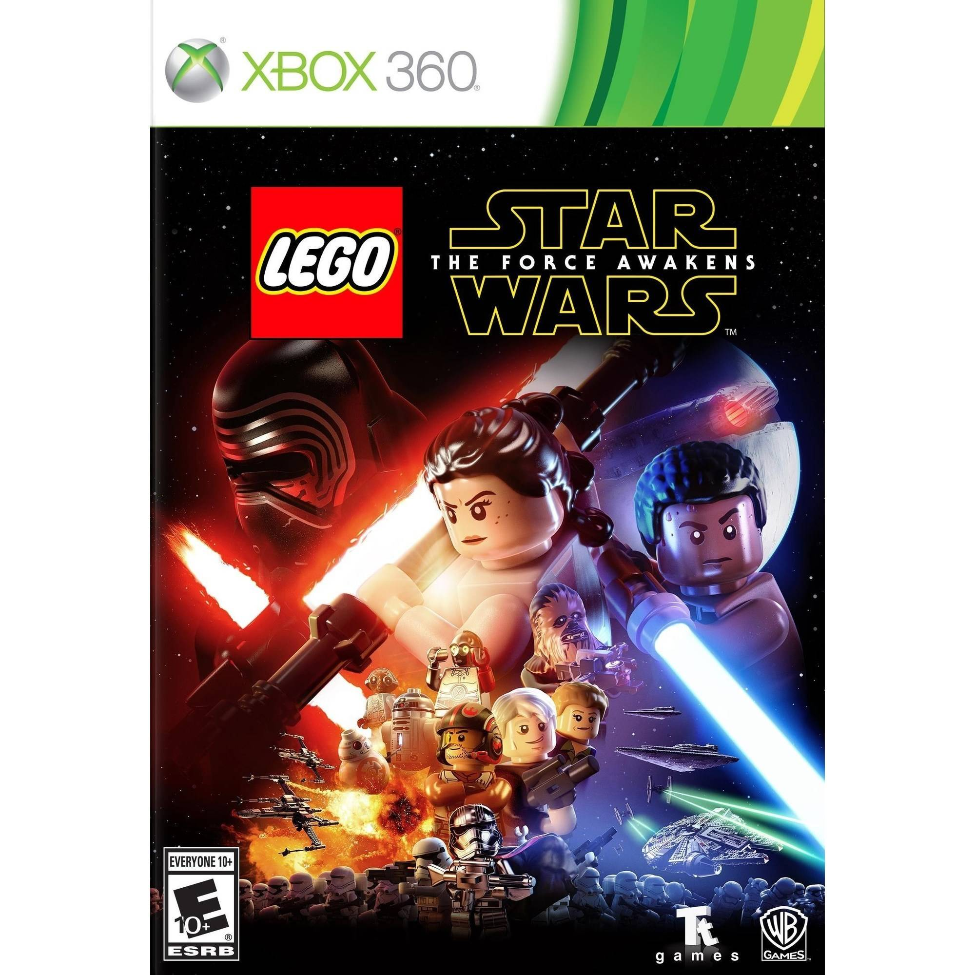LEGO Star Wars The Force Awakens (Xbox 360)