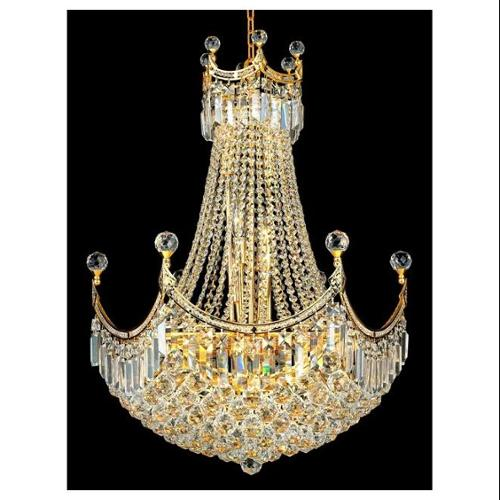 Elegant Lighting 8949D24G/RC Chandeliers
