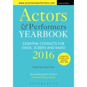 Actors and Performers Yearbook 2016 - eBook