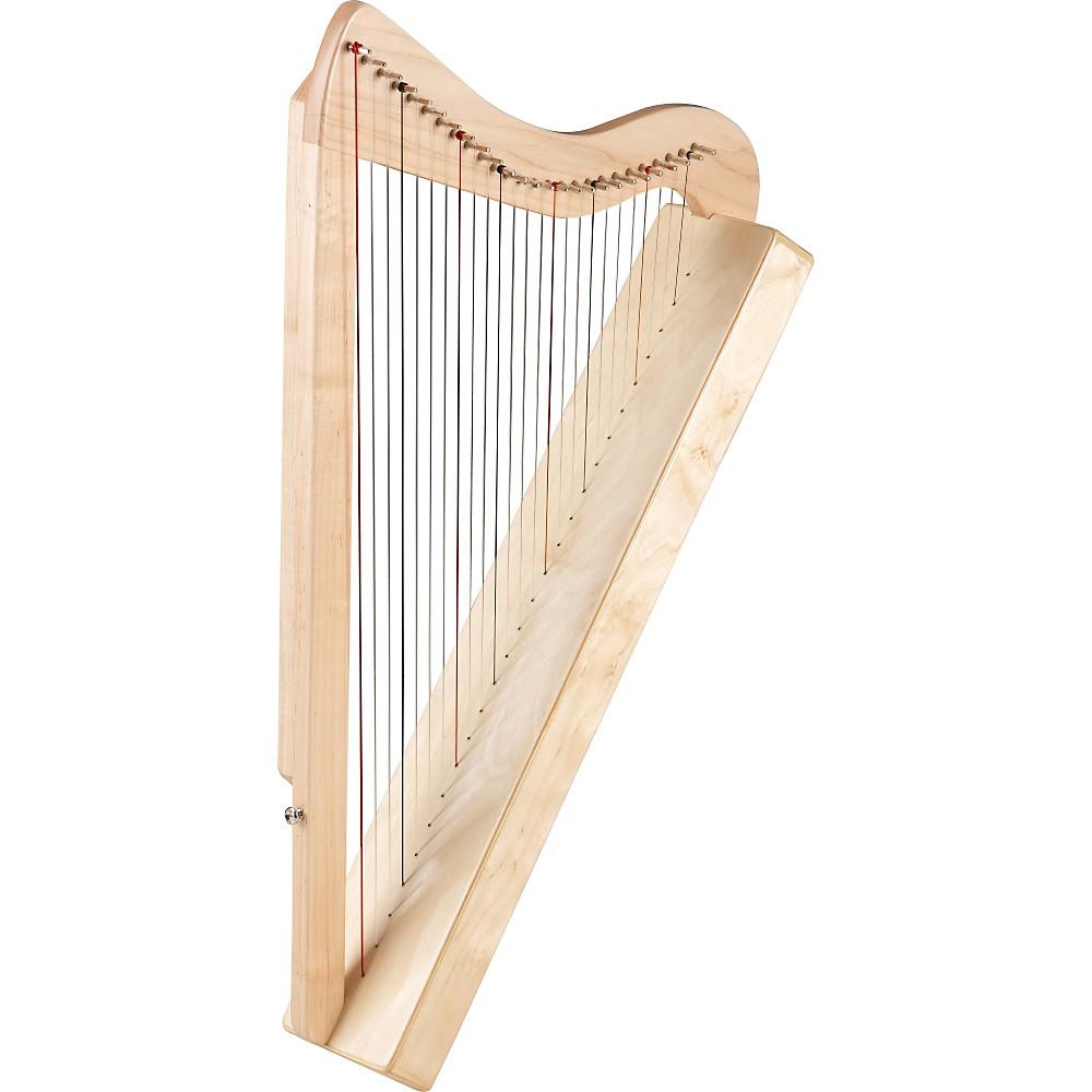 Rees Harps Harpsicle Harp Natural Maple