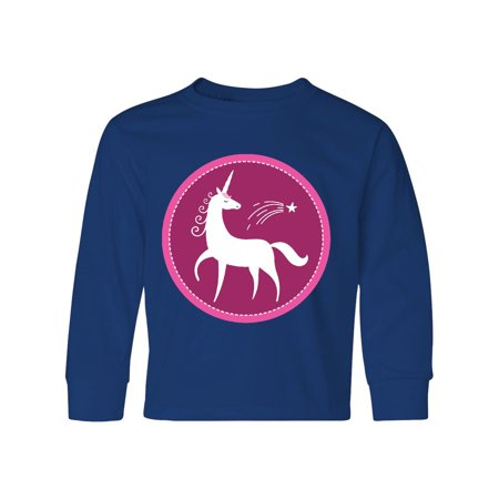 Unicorn Girls Gift Idea Youth Long Sleeve - Character Day Ideas For Girls