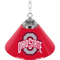 NCAA The Ohio State University 14 Inch Single Shade Bar Lamp