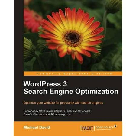 Wordpress 3 0 Search Engine Optimization