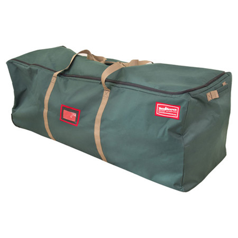 "58"" Rolling Tree Duffel Christmas Tree Storage Bag - For Artificial Trees 4' - 9'"