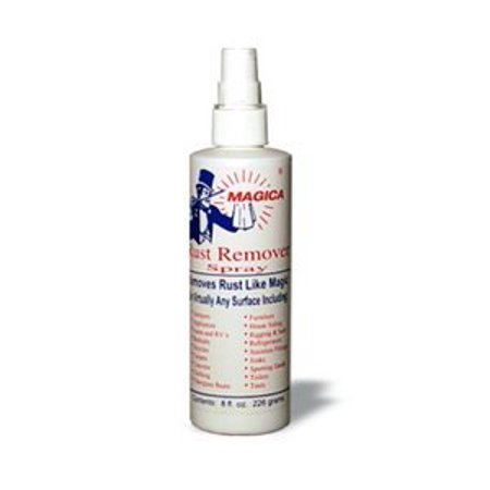 Magica Rust Remover - 8 Oz Spray