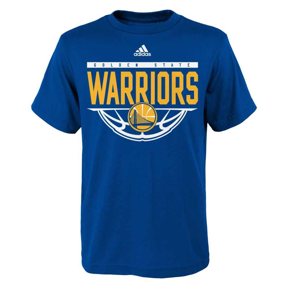 Golden State Warriors Youth Balled Out T-Shirt (Royal)
