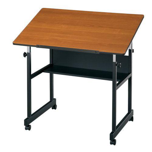 Alvin MiniMaster Adjustable Drafting Table - Cherry