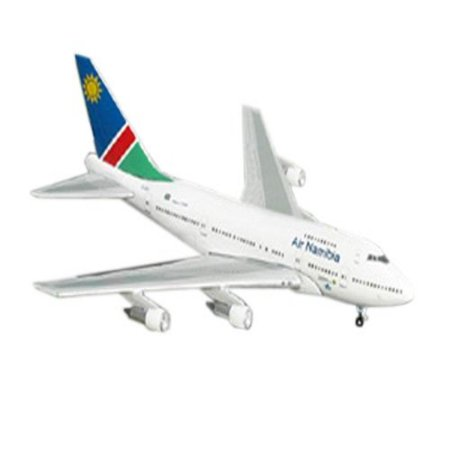 GeminiJets Air Namibia B747SP 1:400 Scale