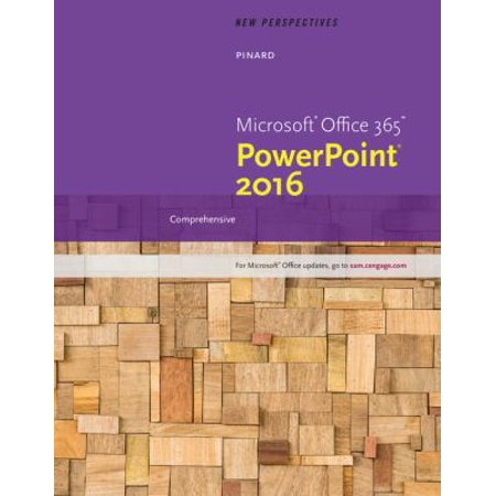 New Perspectives Microsoft Office 365 & Powerpoint 2016: Comprehensive Promo Code