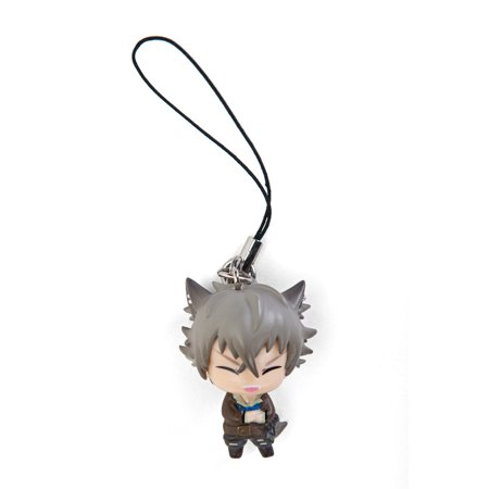 Ensemble Stars! Koga Oogami Dark Night Halloween Mini Strap Figure](Halloween Figure Zippy)