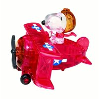 Original 3D Crystal Puzzle - Flying Ace Snoopy