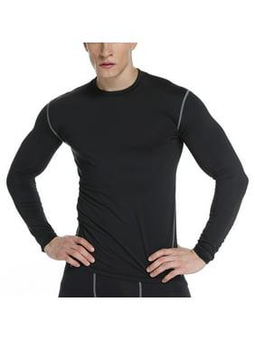 FITTOO Quick Dry skin fit Running Shirt Men Bodybuilding Sport T-shirt Long Sleeve Compression Top Gym t Shirt Fitness Tight rashgard