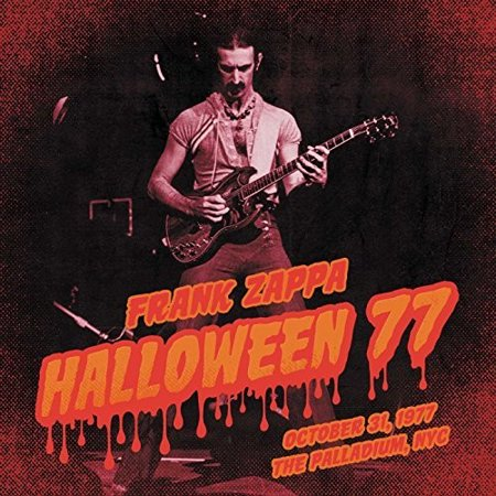 Halloween 77 (CD)](Halloween Terrifying Music)