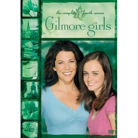 Gilmore Girls: The Complete Fourth Season (DVD) (Gilmore Girls Dvd)