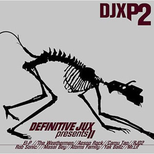 Full title: Definitive Jux Presents II: Bigger And Deffer In 2002.<BR>Compilation Producers: Amaechi; Ese.