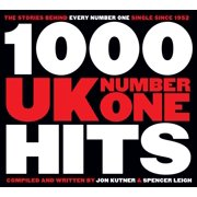 1,000 UK Number One Hits - eBook