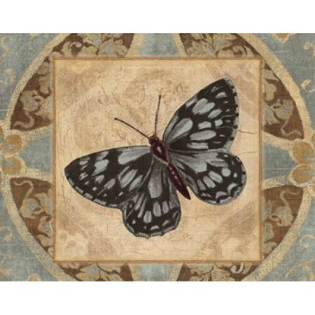 Natures Butterfly I Poster Print By Piper Ballantyne