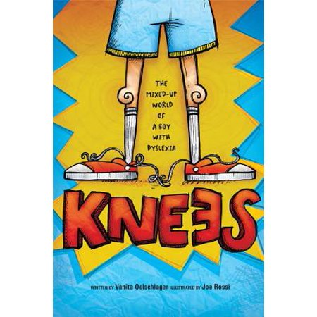 Knees : The Mixed Up World of a Boy with Dyslexia (Most Mixed Race Person In The World)
