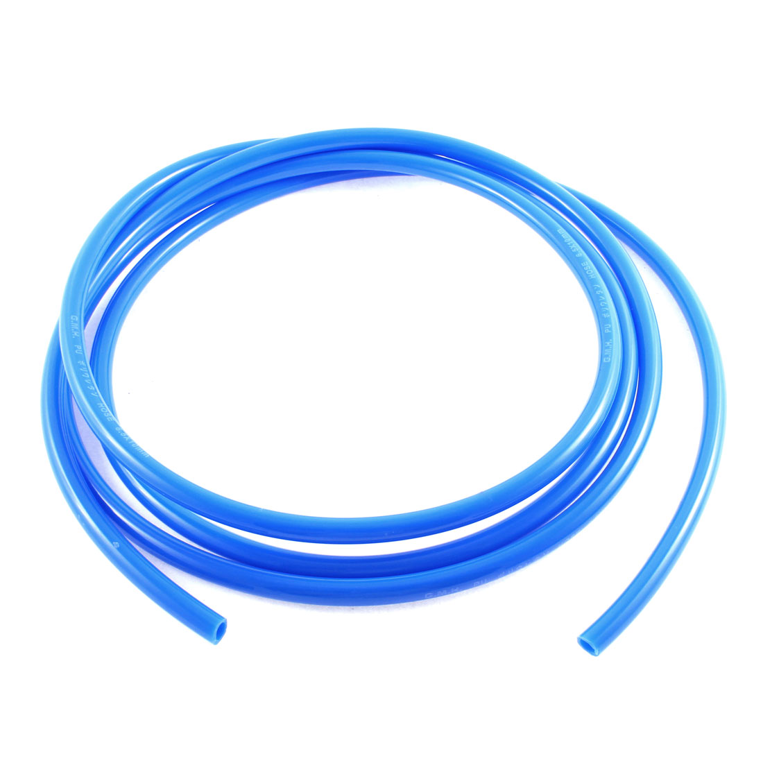 6.5mm Inner Dia 10'  PU Air Line Tubing Aquarium Fishbowl Tube Pipe Hose