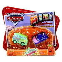 Fillmore's Festival Plastic Car 2-Pack Fillmore & Doc Hudson