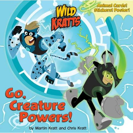 Go, Creature Powers! (Wild Kratts) ()