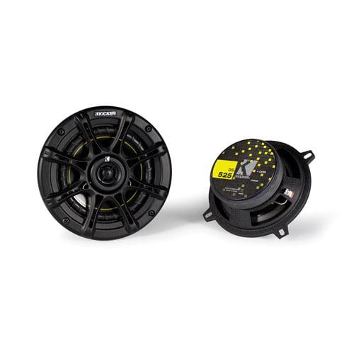 """Kicker DS525 5.25"""" (130mm) Coaxial Speakers (Pair of Speakers)"""