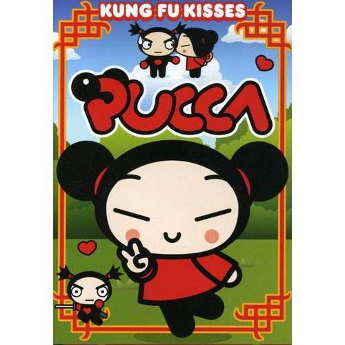 Pucca: Kung Fu Kisses (Full Frame)