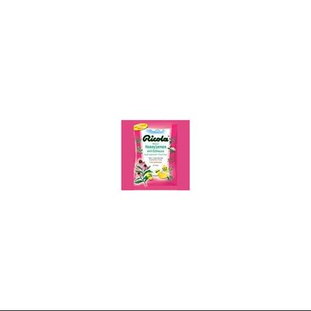 Cough Drops - Echinacea Honey Lemon Ricola 24 Lozenge