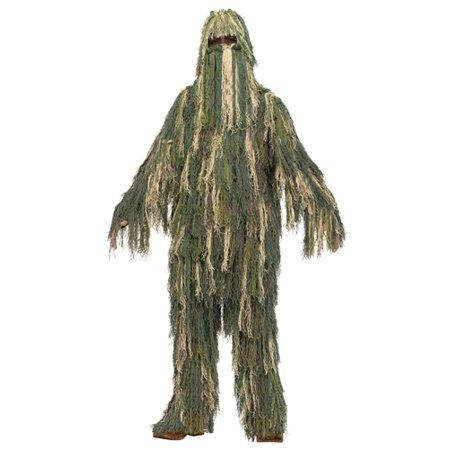 Boys Ghillie Suit Military Halloween Patriotic Costume