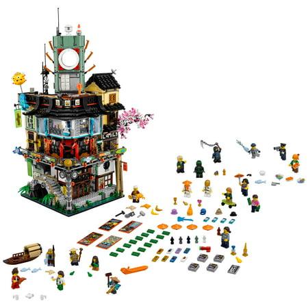 Lego Ninjago Ninjago City 70620