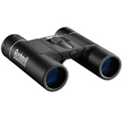 Bushnell 132516 10x25 Powerview Folding Roof Prism Binoculars (2-Pack) with Enhanced Lens Cleaning Kit