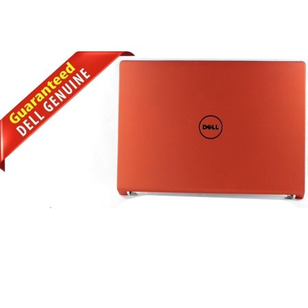 Replacement LCD Back Cover For New Dell Studio 1535 1536 1537 w/Hinges P634X