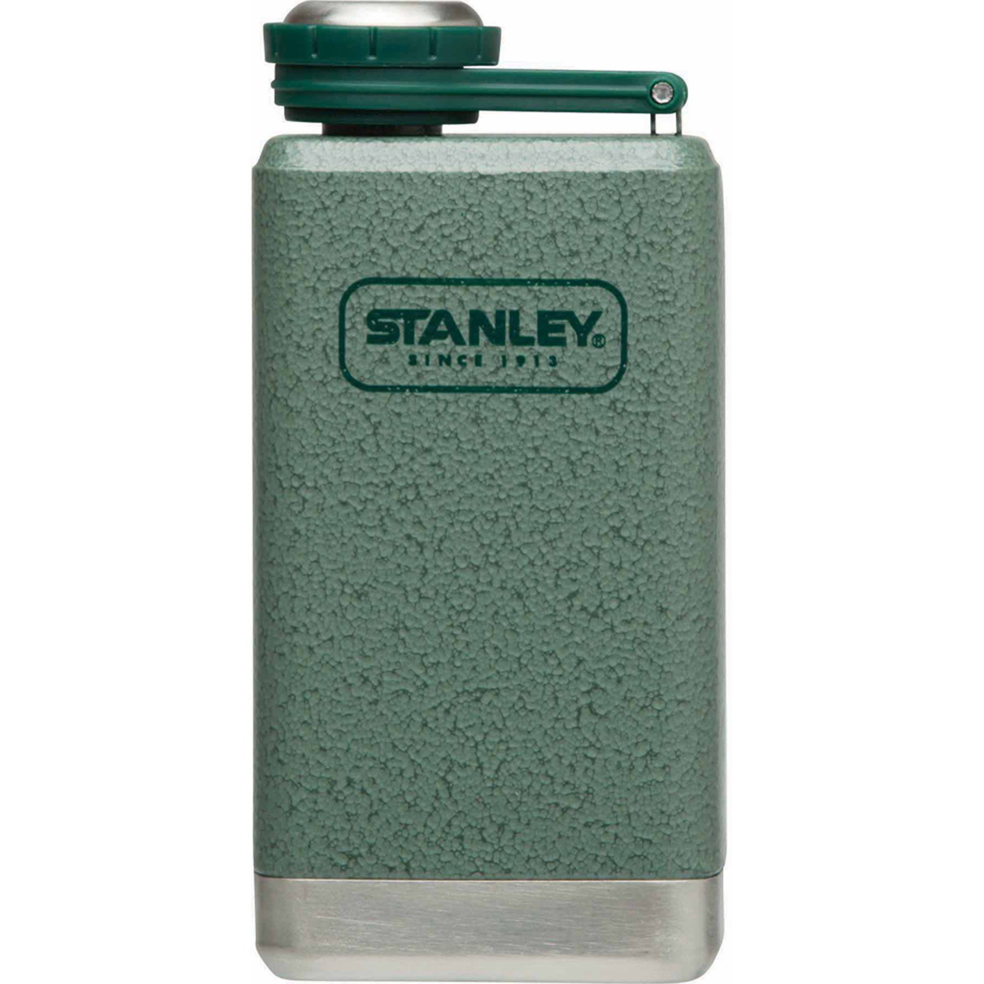 Stanley Adventure Stainless Steel Flask, 5 oz, Green