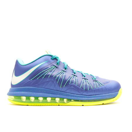 on sale 6dc3d 67270 Nike - Men - Air Max Lebron 10 Low 'Sprite' - 579765-500 - Size 9