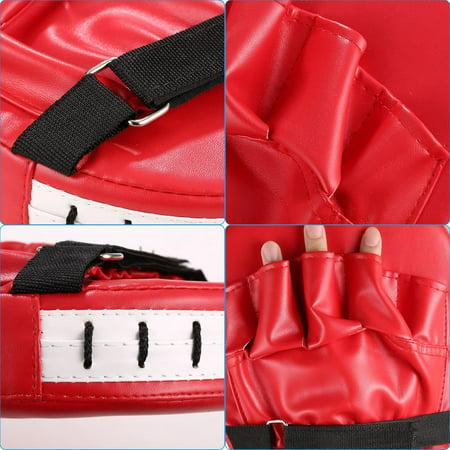 Flexible Hand Fist Target Pads Sanda Taekwondo Foot Muay Thai MMA Boxing Pad - image 2 of 5