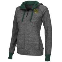 "Baylor Bears Women's NCAA ""Double Back"" 1/2 Zip Fitted Sweatshirt"