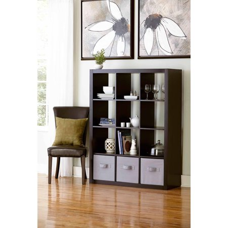 Better Homes And Gardens 12 Cube Storage Organizer Multiple Colors Best Shelving Storage