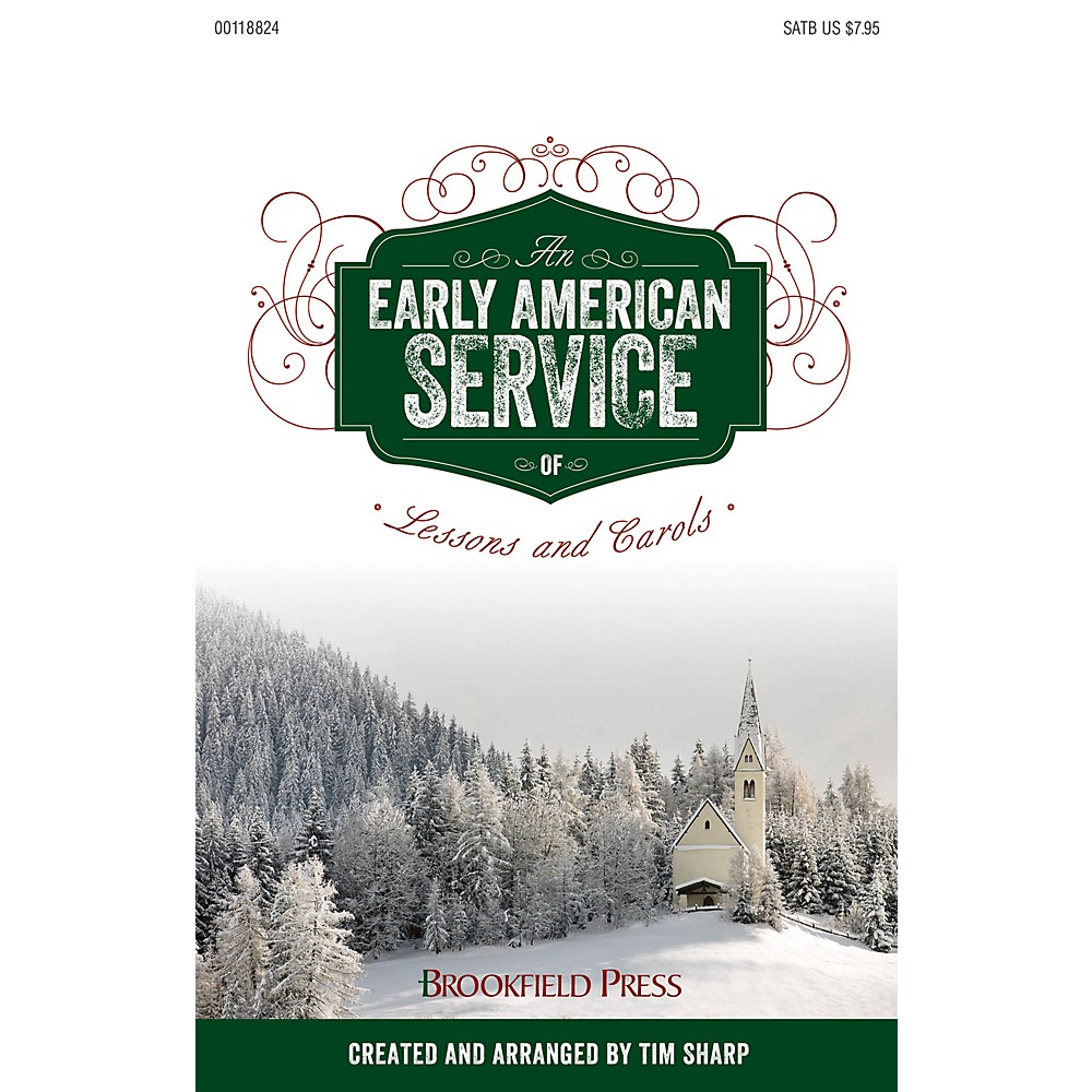 Brookfield An Early American Service of Lessons and Carols PREV CD Arranged by Tim Sharp