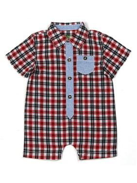 d6fbcb8dd789 Baby Boys Clothing - Walmart.com