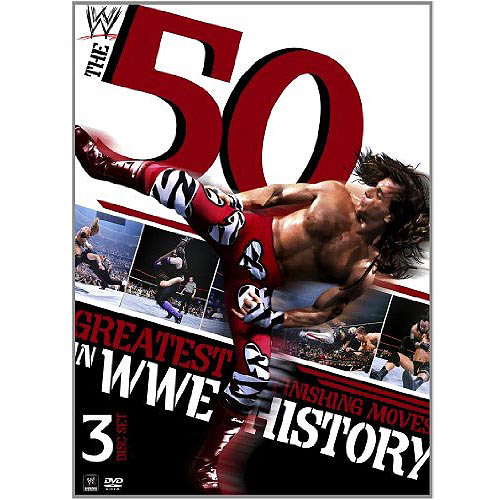 WWE - 50 Greatest Finishing Moves in WWE History [DVD]