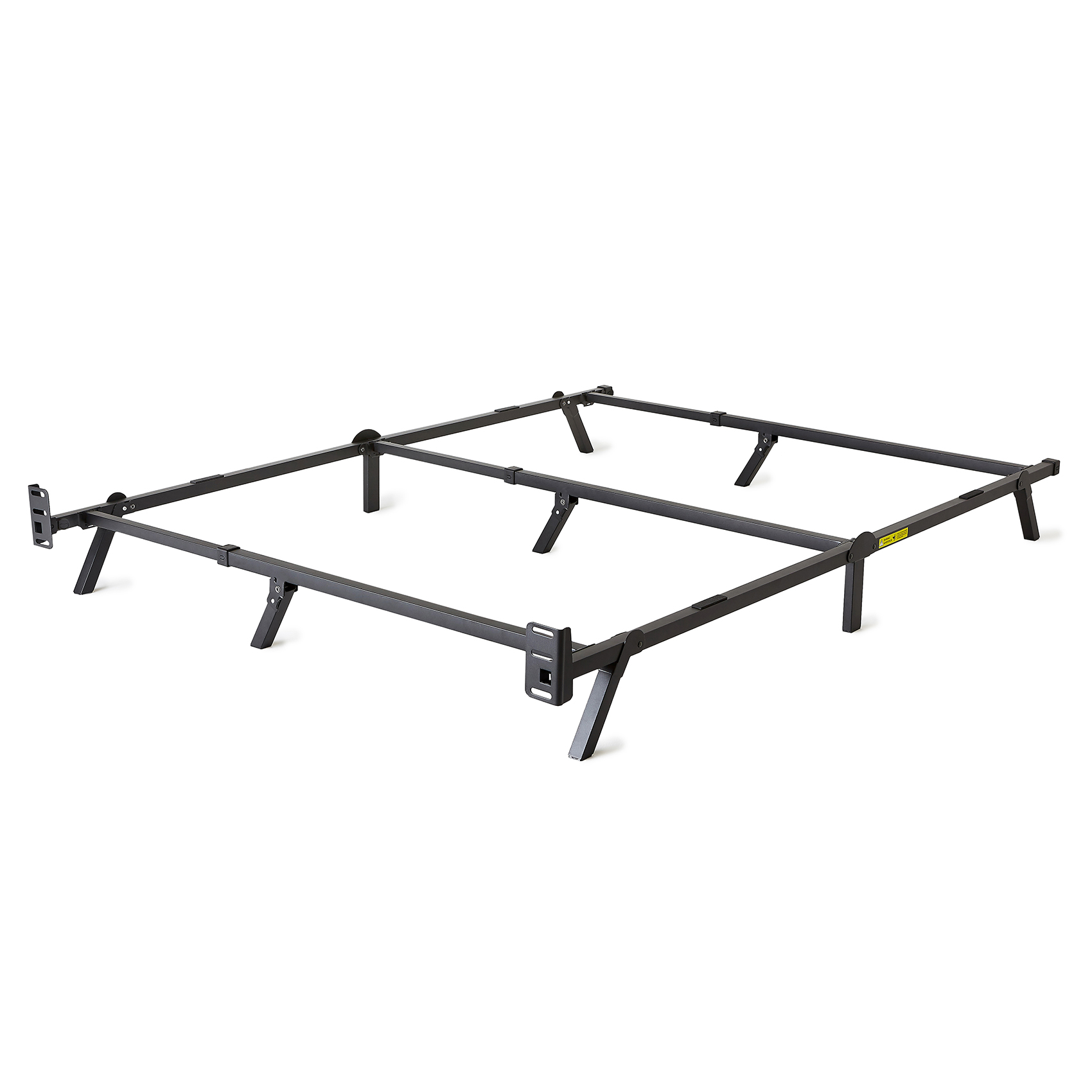 low profile bed frame intellibase low profile adjustable box 11202