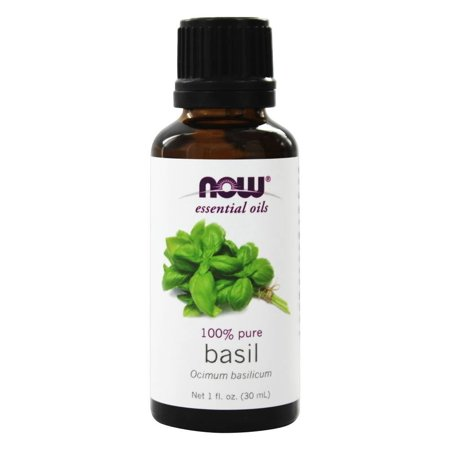 Now Foods Now Essential Oils Basil, 1