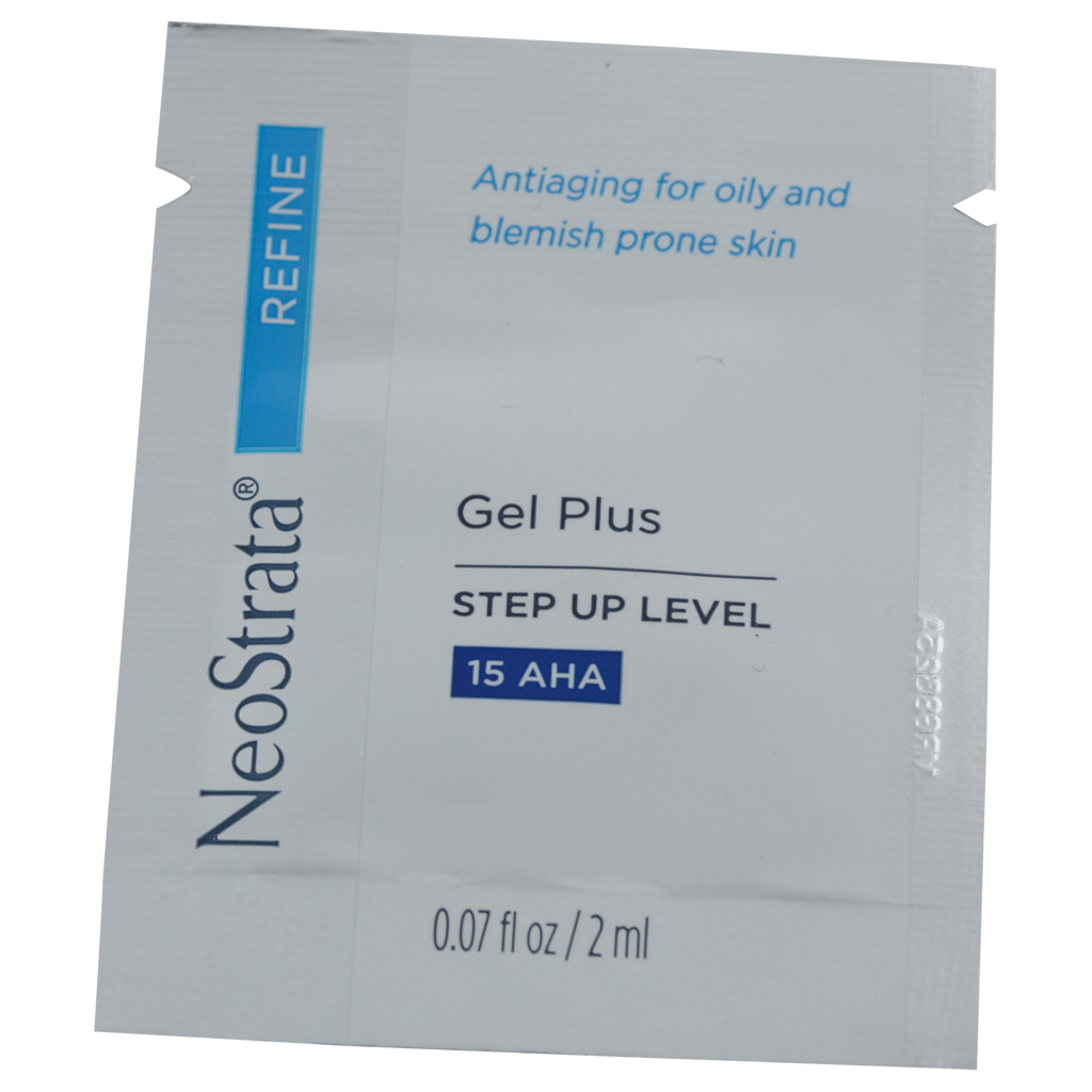 Neostrata Gel Plus Step Up Level 15 AHA 0.07 fl oz Eco Lips - Eco Tints Lip Balm Rose Quartz - 0.15 oz. (pack of 2)