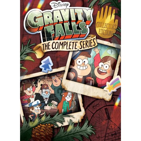 Gravity Falls: The Complete Series (Collectors Edition) (DVD)