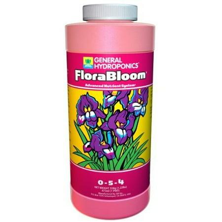 General Hydroponics FloraBloom Fertilizer, 16-Ounce (Hydroponic Fertilizer)