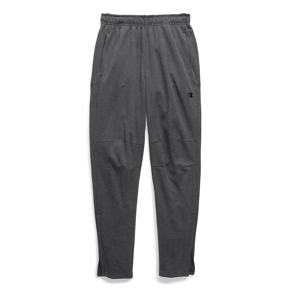 Champion Men/'s Cross Train Workout Sweat Pants Lightweight 3 NEW COLORS S-2XL