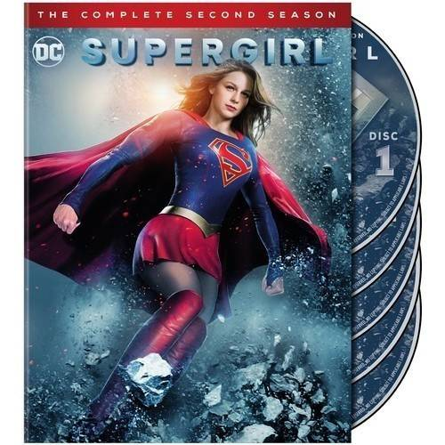Supergirl  The Complete Second Season