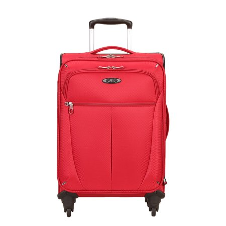 Skyway Luggage Co. Mirage Superlight 20-In 4W Exp Carry-on-Formula 1 Red Mirage Superlight 20-In 4W Exp Carry-on