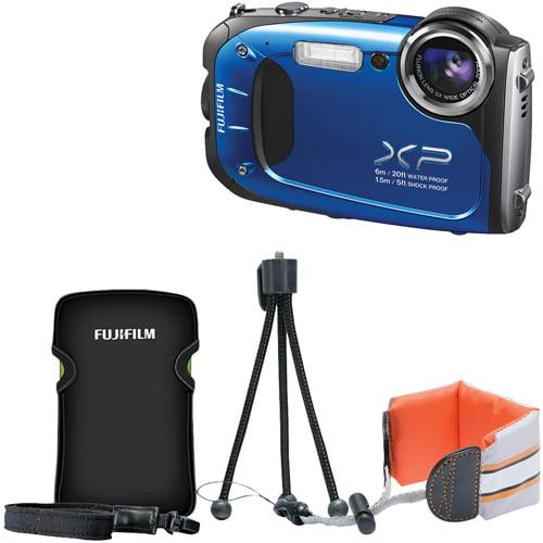 Fujifilm 16318306 Xp60 Blue With 6000120